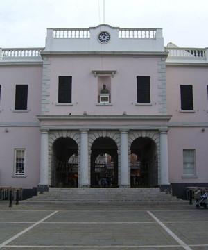 Gibraltar Parliament Image