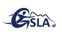 Gibraltar Sports & Leisure Authority Logo
