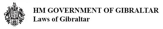 Laws of Gibraltar Website Logo