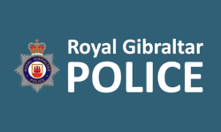 Royal Gibraltar Police Website Logo